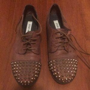 Steve Madden studded shoes